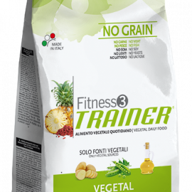 Fitness3 Trainer Adult Mini Vegetal 2kg