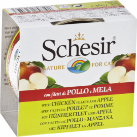Schesir Gatto Fruit Pollo e Mela 75g