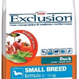 Exclusion adult duck small 2kg
