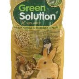 Green Solution Lettiera in Pellet 20lt/12Kg