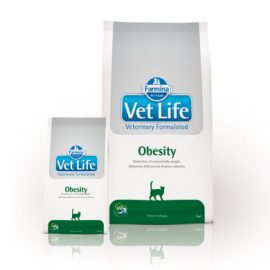 Farmina  Vet Life Cat Obesity 2kg