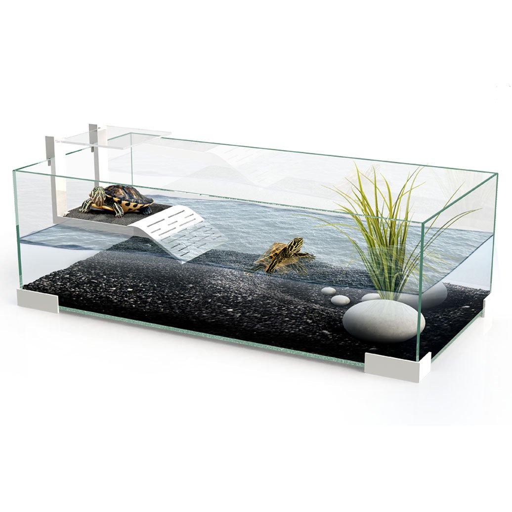Tartarughiera askoll tartarium 80 oasi pet shop oasi a for Accessori acquario tartarughe